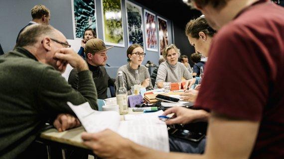 Borgersamling i Københavns Kommune - flere borgere i dialog