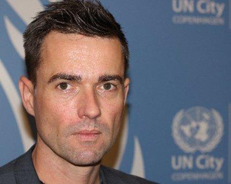 Flemming Johannesen, som er fungerende kommunikationschef for FN Byen