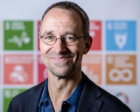 Thomas Ravn, som er direktør i Verdens Bedste Nyheder